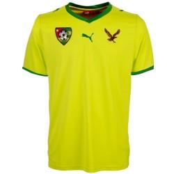 Équipe nationale Togo Soccer Jersey 2009 Accueil - Puma