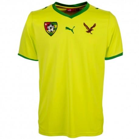 Maglia calcio nazionale Togo Home 2009 - Puma