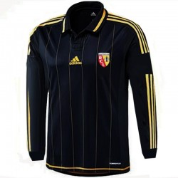 RC Lens Soccer Jersey 2012/13 Weg Player Issue - Adidas