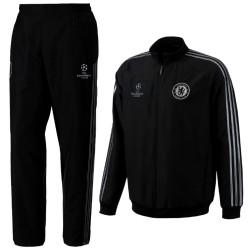 Chelsea Uefa Champions League presentación chándal Adidas 2013/14