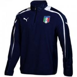 Felpa zip da Allenamento nazionale Italia 2012/13 - Puma