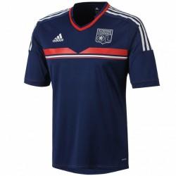 Maglia Olympique Lione (Lyon) Third 2013/14 - Adidas