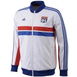 OL Olympique Lyon 2013/14 Hymne Track Jacket - Adidas