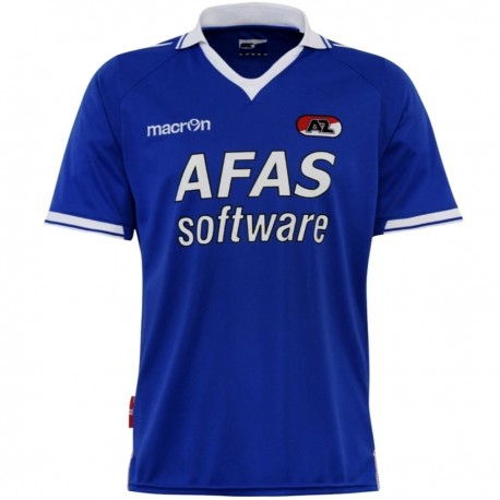 Az Alkmaar Third Soccer Jersey 2012/13 - Macron