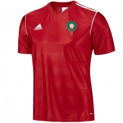 Morocco national team Home soccer jersey 2012/13 - Adidas