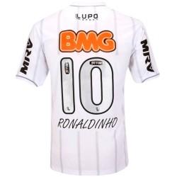 Maillot de foot Atletico Mineiro Away 2013/14 Ronaldinho 10 - Lupo