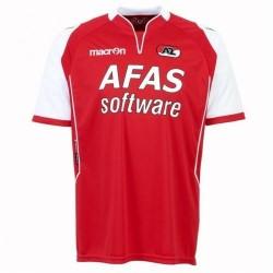 Maglia Calcio Az Alkmaar 2011/12 Home - Macron