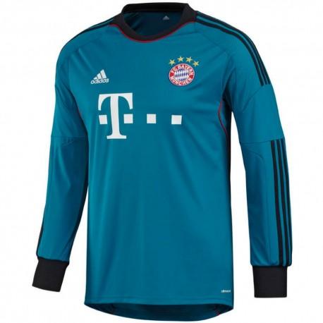 Bayern Munich Home goalkeeper shirt 2013/14 - Adidas