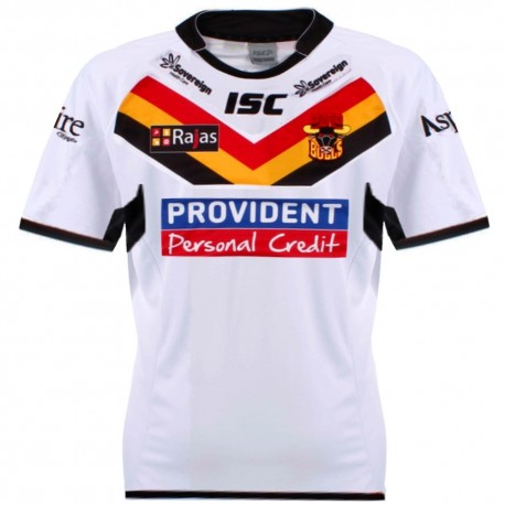 Maglia Rugby Bradford Home 2013 - ISC
