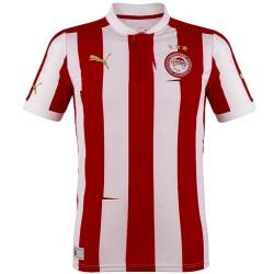 Maillot de foot Olympiakos Pirée Home No Sponsor 2012/13 - Puma