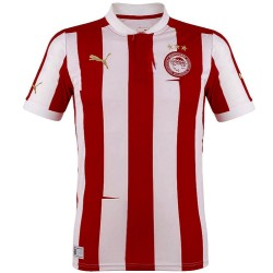 Olympiakos Piraeus Home unsponsored shirt 2012/13 - Puma