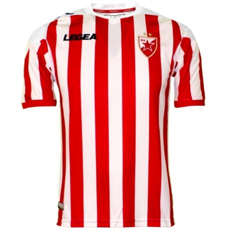 Maglia Stella Rossa Belgrado Home 2012/13 - Legea