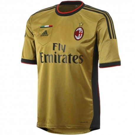Maglia Calcio Ac Milan 2013/2014 Third -  Adidas