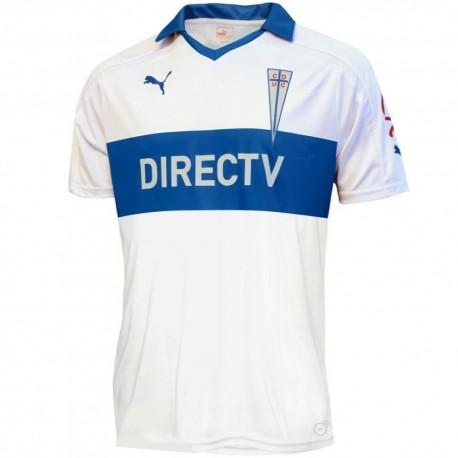 C.D. Universidad Catolica Home football shirt 2013 - Puma