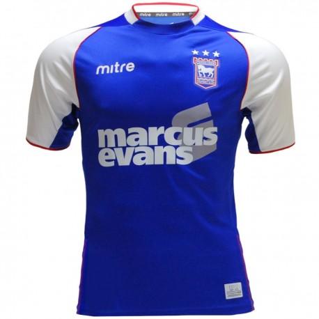 Ipswich Town FC Heim Trikot 2012/2013 Mitre
