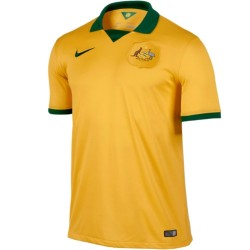 Camiseta de fútbol Australia equipo nacional local 2014/15 - Nike