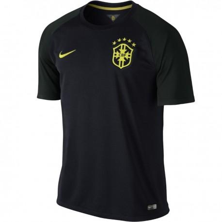 Brasilien National Soccer Jersey Startseite 2013/14-Nike