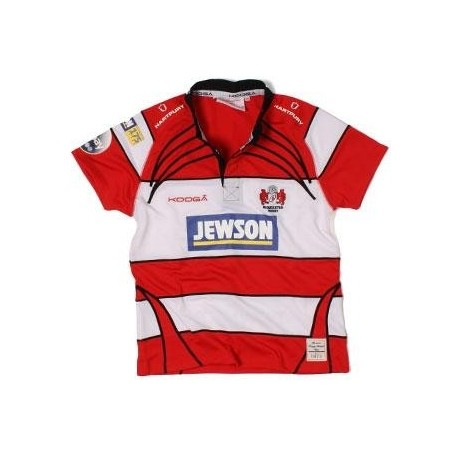 Maglia Rugby Gloucester 2011/12 Home by KooGa