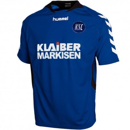 Maglia calcio Karlsruher SC Home 2013/14 - Hummel