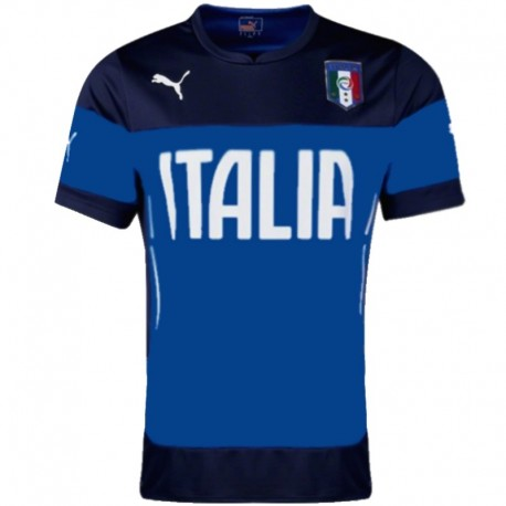 Maglia allenamento nazionale Italia 2014/15 Mondiali - Puma