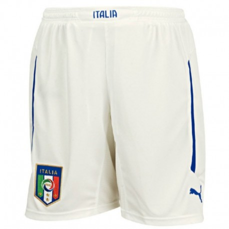 Italy national team Home football shorts 2014/15 - Puma