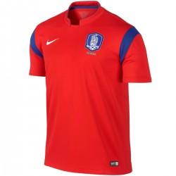 Südkorea Home Fußball Trikot 2014/15 - Nike