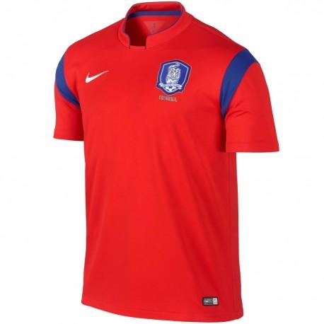 Maglia calcio Nazionale Corea del Sud Home 2014/15 - Nike