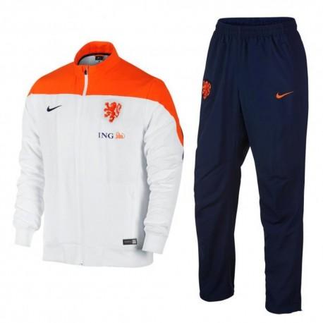 Netherlands national soccer team Presentation tracksuit 2014/15 - Nike
