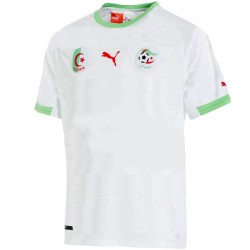 Maillot de foot Algerie domicile 2014/15 - Puma