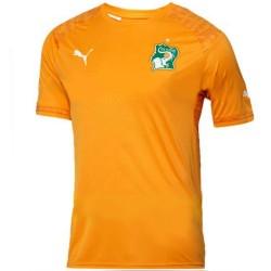 Maillot de foot Cote d'Ivoire domicile 2014/15 - Puma