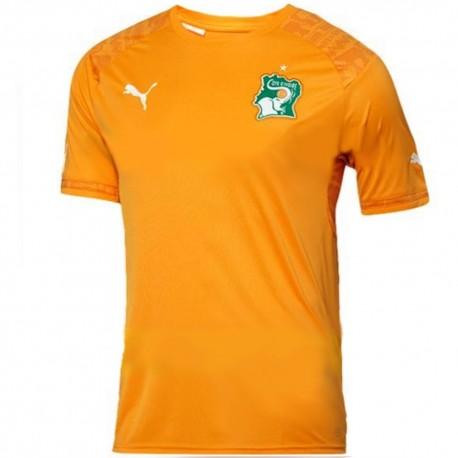 Maglia calcio nazionale Costa d'Avorio Home 2014/15 - Puma