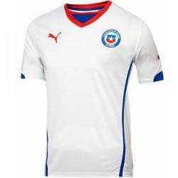 Chile Nationalmannschaft Away Fußball Trikot 2014/15 - Puma