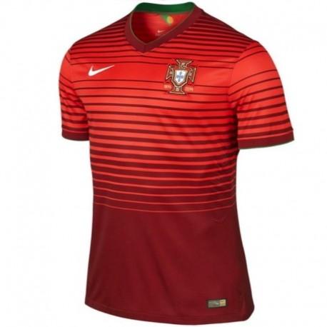 Maglia calcio nazionale Portogallo Home 2014/15 - Nike