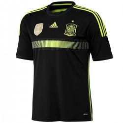 Spanien Away Fußball Trikot 2014/15 - Adidas