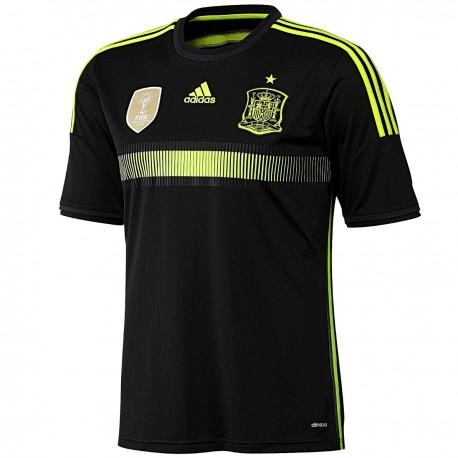 Maglia Nazionale calcio Spagna Away 2014/15 - Adidas