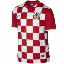 Maglia calcio nazionale Croazia Home 2014/15 - Nike