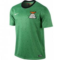 Maillot de foot Zambie domicile 2014/15 - Nike
