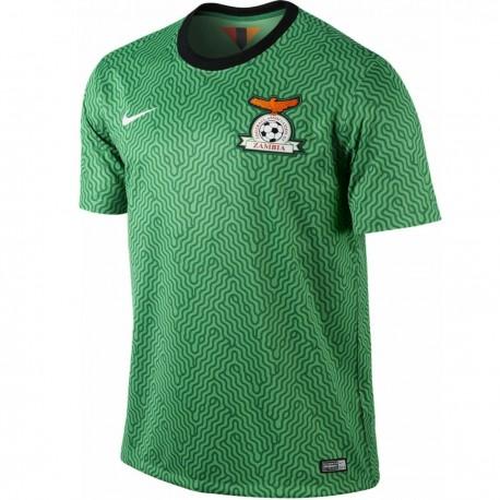 Maglia calcio nazionale Zambia Home 2014/15 - Nike