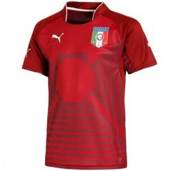 Maillot de foot gardien Italie Home 2014/15 - Puma