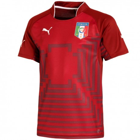Italy national team Goalkeeper Home shirt 2014/15 - Puma