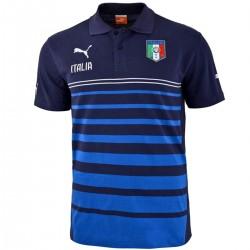 Camisa de polo Italia presentación 2014/15 - Puma
