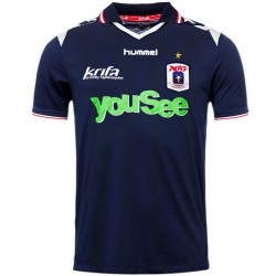 Aarhus Away Football shirt 2013/14 - Hummel