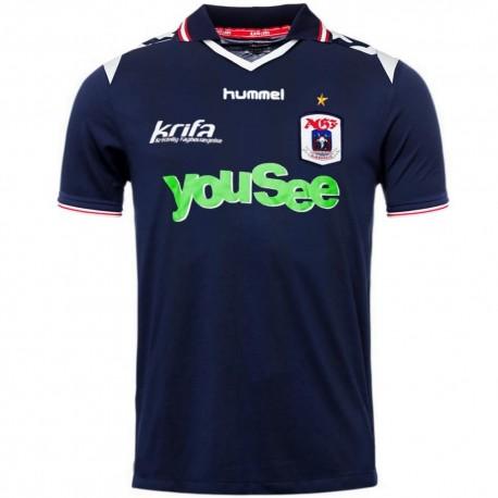 Aarhus Away Football shirt 2013/14 - Hummel