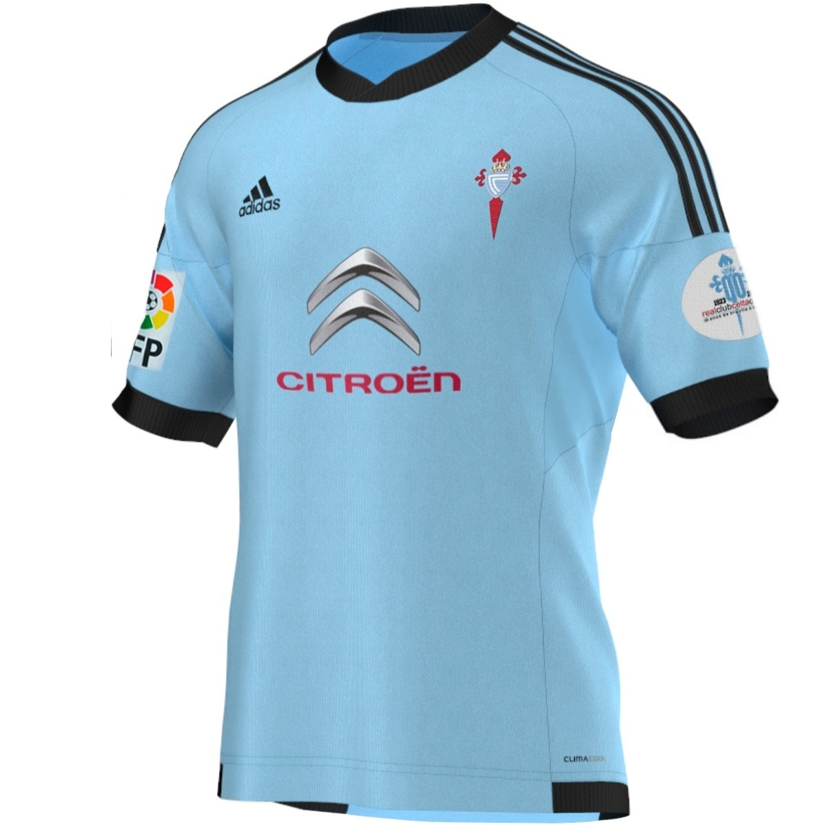 Maillot de foot Celta Vigo domicile 201314 Adidas SportingPlus Passion for Sport