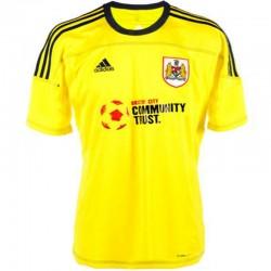 Maglia calcio Bristol City FC Third 2012/13 - Adidas