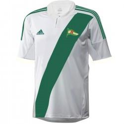 Lechia Gdansk Home Player Issue (Spieler) Trikot 2012/13 - Adidas