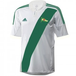 Maillot de foot Lechia Gdansk Home 2012/13 Player Issue - Adidas