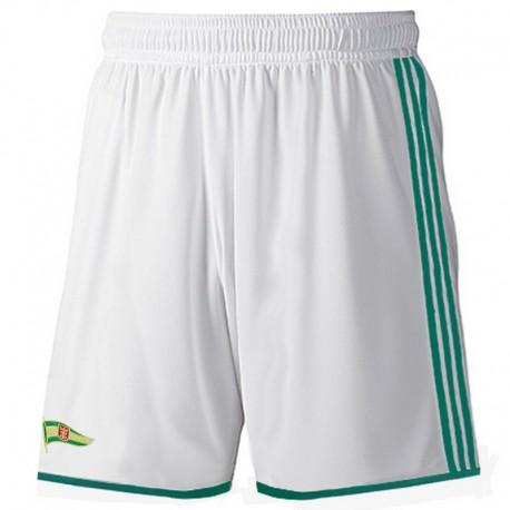Shorts Lechia Gdansk (Danzica) Home 2012/13 - Adidas