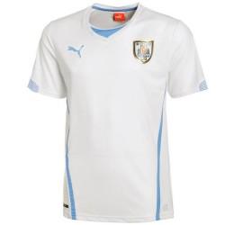 Maillot de foot Uruguay exterieur 2014/15 - Puma