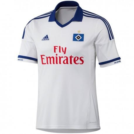 HSV Hamburger SV Home soccer jersey 2013/14 - Adidas